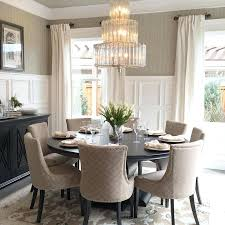 Large Square Dining Room Table Furniture Attractive And Chairs 3 Round Set