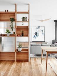 Wood Shelves Design Ideas by Best 25 Bookshelf Room Divider Ideas On Pinterest Room Divider