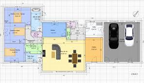 plan maison 4 chambres etage élégant plan maison 4 chambres etage charmant accueil idées
