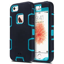 Amazon iPhone 5S Case iPhone 5 Case iPhone SE Case ULAK