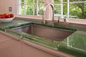 100 Kitchen Glass Countertop S Bath Counters Bars Experience