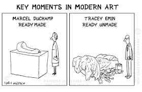 Tracey Emin My Bed by Modern Or Contemporary Art Cartoon Tracey Emin My Bed Unmade
