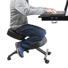 Ergonomic Kneeling Chair Home Office Chairs Thick Cushion Pad Flexible  Seating Rolling Adjustable Work Desk Stool Improve Posture Now & Neck Pain  - ... 8 Best Ergonomic Office Chairs The Ipdent Top 16 Best Ergonomic Office Chairs 2019 Editors Pick 10 For Neck Pain Think Home 7 For Lower Back Chair Leather Fniture Fully Adjustable Reduce Pains At Work Use Equinox Causing Upper Orthopedic Contemporary Pc 14 Of Gear Patrol Sciatica Relief Sleekform Kneeling Posture Correction Kneel Stool Spine Support Computer Desk