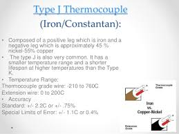 thermocouples and its types