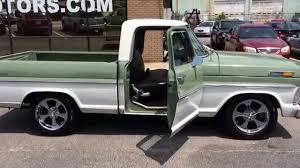 1969 Ford F100 - YouTube