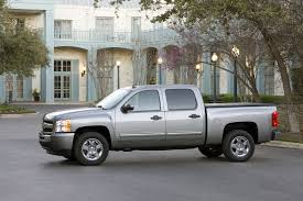 Chevy Silverado Hybrid Has 6.0L V-8, Gets 22 Mpg Highway - New On ...