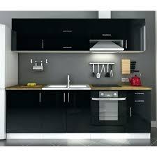meuble de cuisine noir laque meuble cuisine noir laquac conforama peinture peindre un en
