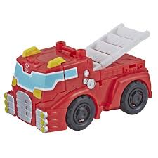 Playskool Heroes Transformers Rescue Bots Heatwave The Fire-Bot | EBay