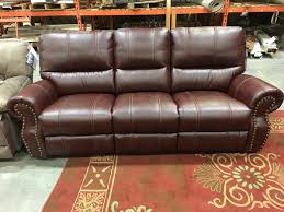 Flexsteel Power Reclining Couch by Flexsteel