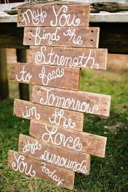 Rustic Wedding Signs 974 Best Images On