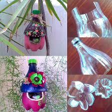 DIY Bird House Tree Decor Plastic Bottle