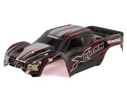 X-Maxx Monster Truck Pre-Painted Body (Red) By Traxxas [TRA7711R ... Traxxas Slash 4x4 Vxl 110 4wd Brushless Rtr Short Course Truck Ford Raptor Ripit Rc Cars Trucks Fancing 1 Killerbody 48166 327mm Body Shell Frame For Rob Mcachren 2wd Hot Rod Network How To Turn A Into Monster Rustler Truck Body Youtube Rat Rod Oakman Designs 10 Scale Rc Bodies Best Resource Proline Toyota Tundra Trd Pro True The Bigfoot Looks Great On Clodbuster Radiocontrol Robby Gordon Car With Lights 2wd Sc With Onboard Audio And Courtney
