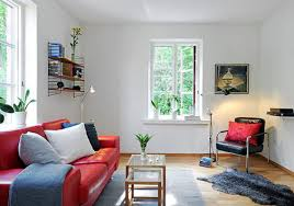 Decorating A White Small Apartment Living Room Ideas