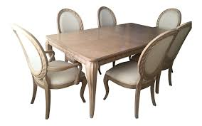 Beautiful Bernhardt Dining Chairs Beautiful Linen Tufted Dining Chairs 68 Off Bernhardt Gray Deco Ding Chairs Fniture Table And Eight For Sale At 1stdibs Santa Bbara Vintage Room Modern Antique Set Chairish Bernhardt Fniture Chippendale Style Side Chair 2385556 90 With Extension Leaf Best With 2 Leaves And 8 For Sale In Sutton House Items Decorage 7 Piece Rectangular Patina Dresser Tobacco Finish North