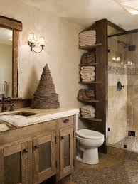 Amazing Best 25 Rustic Bathrooms Ideas On Pinterest Country Small Bathroom Remodel