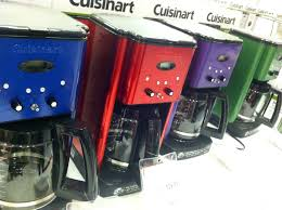 Macys Home Cuisinart Coffee Makers Display