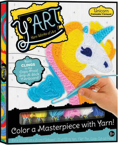 Y'Art Craft Kit - Unicorn