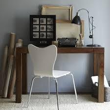 Parson Desk West Elm by Parson Me All Shades Blue