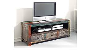 expendio lowboard punjab 150x60x55 cm acacia metal tv
