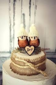 Owls Wedding Cake Topper Via MorganTheCreator On Etsy