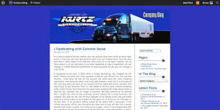100 Kurtz Trucking Social Media Programs Bruce Outridge Productions