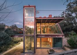 100 Architectural Houses Dezeens Top 10 Houses Of 2017