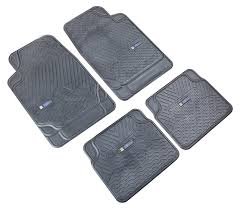 Vw Passat Floor Mats 2004 by Amazon Com Highland 4547900 Weather Fortress Gray Synthetic Rain