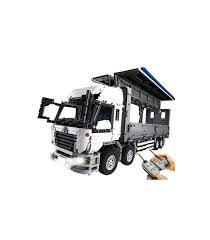 100 Custom Toy Trucks 23008 MOC Technic Wing Body Truck Building Bricks