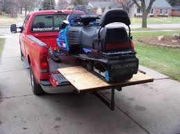 Tundra Bed Extender by How To Carry Transport Sled Page 2 Snowmobile Forum Your 1