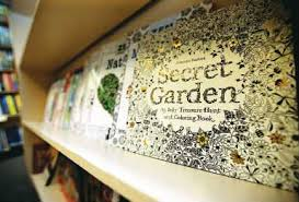 Photo By Tracy Klimek New Jersey Herald The Pictures Inside Coloring Books For Adults Such As Secret Garden Are Intricate And Best Done With