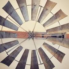 Belt Driven Ceiling Fan Diy by Home Gym Windmill Ceiling Fan Perfect For Rustic House Http