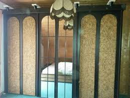kleiderschrank schlafzimmerschrank 3 m breit dunkelbraun