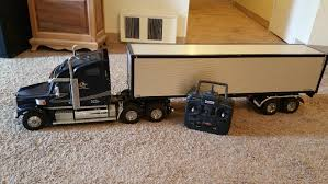 100 Rc Semi Trucks And Trailers Best Tamiya Knight Hauler With Trailer For Sale In Auburn