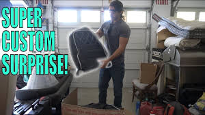 FREE NEW CUSTOM LEATHER SEATS FOR MY TRUCK! - YouTube Seatsaver Custom Seat Cover Shane Burk Glass Truck Seat Cover Upholstery Ricks 2019 New Chevrolet Silverado 1500 4wd Crew Cab Standard Box Wrangler Fia Tr4924navy Nelson Used 2016 Chevy 4x4 For Sale In Perry Ok Plush Paws With Detachable Hammock For Xl Size Covers Canvas Vehicles Rugged Valley Nz Ranger Fit Car Cecil Clark Is A Leesburg Dealer And New Car Neo Neoprene Np9228gray Titan 1985 C10 Interior Buildup Bucket Seats Truckin