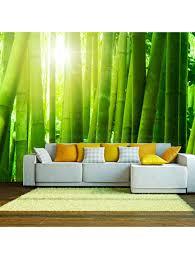 artgeist fototapete sonne und bambus klingel