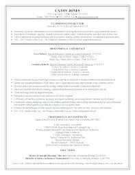 Paraprofessional Resume Sample Download