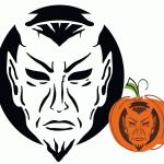 Owl Pumpkin Template by Beautiful Halloween Moon And Owls Pumpkin Stencil Vintage Fangirl