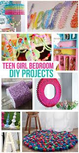 Amazing Of DIY Room Decor Projects Teen Girl Bedroom Diy Landeelu