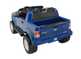 Power Wheels Ford F150 - Blue Ride-On | Walmart Canada Jeronimo Monster Ride On Truck Details About 12v Kids On Car Rc Remote Control W Led Jual Obral Tomindo Toys Ct619 Biru Mainan Anak Amazoncom Costzon Jeep 2wd Powered Manual Fire More Onceit Best Choice Products Semi Big Shop Costway Suv Mp3 Electric Cars For Toddlers Jay Goodys Forklift With Combustion Engine Rideon Truckmounted Handling Rideon Toy Trucks Ragle Design