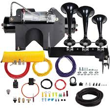 100 Train Horn Kits For Trucks And Onboard Air System W Tennessee Speed Sport