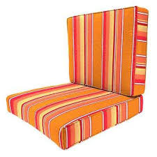 Home Depot Patio Cushions by Dolce Mango Sunbrella Outdoor Chair Cushions Outdoor Cushions