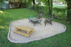 Pea Gravel Patio Images by Fascinating Backyards Excellent The Summer Terrace 98 Pea Gravel