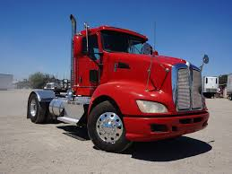 2013 KENWORTH T660 SINGLE AXLE DAYCAB FOR SALE #9950