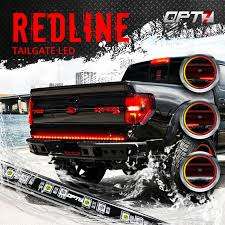 100 Light Bar Truck 60 Redline LED Tailgate TriCore LED Weatherproof