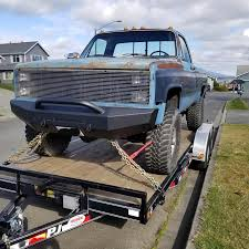 Weld It Yourself 1973-1987 Chevy 2500/3500 Bumpers - MOVE