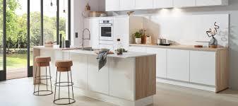 design küche in weiß hochglanz küche simplicity