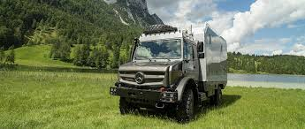 100 Unimog Truck At Abenteuer Allrad Fair 2017 MBS World