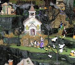 Dept 56 Halloween Village List by Department 56 Halloween Village Display Olde World Cante U2026 Flickr