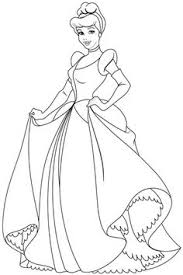 Disney Princess Cindirella Coloring Page Free Online Printable Pages Sheets For Kids Get The Latest