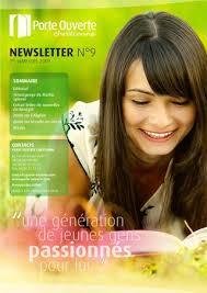 porte ouverte mulhouse culte en live newsletter 9 by porte ouverte issuu